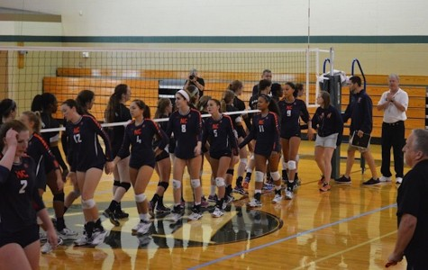 Lady Warrior volleyball disappoints at playdate