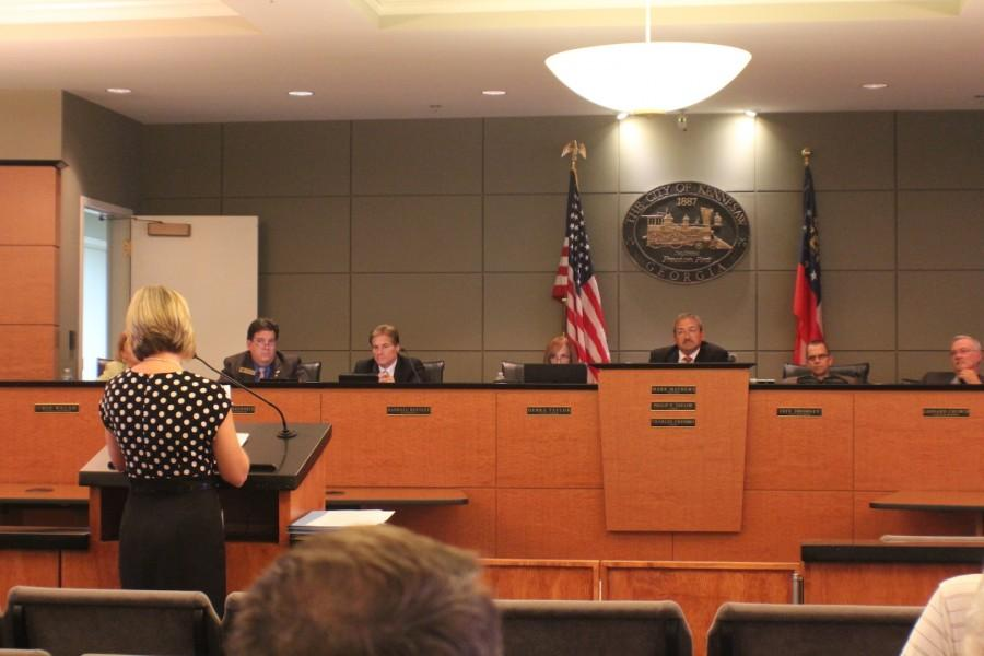 Kennesaw+City+Council+meeting+discusses+upcoming+events