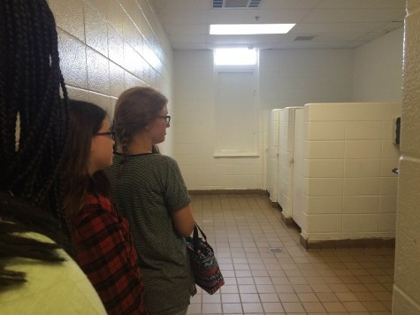 Most students took the news of the lack of water with little major concern, but some worried about how long NC would have to go without running water.