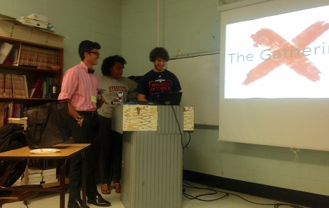 New club The Gathering aims to tackle tough topics