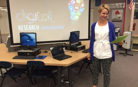 Creativity is Key: Buckert pursues media specialist position
