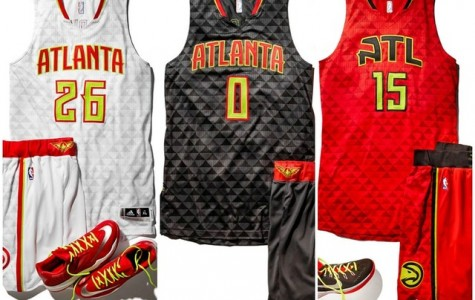Opposing viewpoints: Are the Atlanta Hawks' new uniforms ugly?