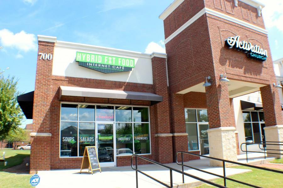 Hybrid+Fit+Food%2C+Kennesaw%E2%80%99s+newest+healthy+restaurant%2C+sits+next+to+Activation+Church+and+across+from+Hybrid+Fitness%2C+whose+owners+also+own+the+restaurant.++