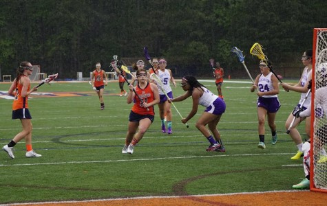 Jazeri Comstock played lacrosse for NC, playing under the number 11. The lacrosse team placed that same number on the shirts they sold to raise money for Comstock's medical bills.