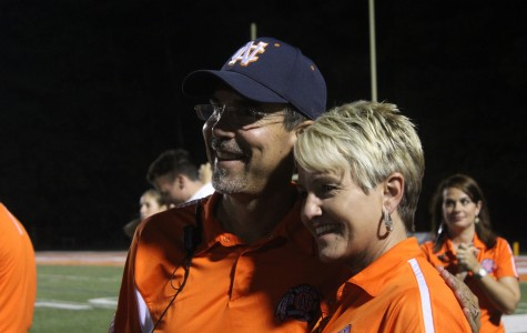 Williams strong: band director fights for life
