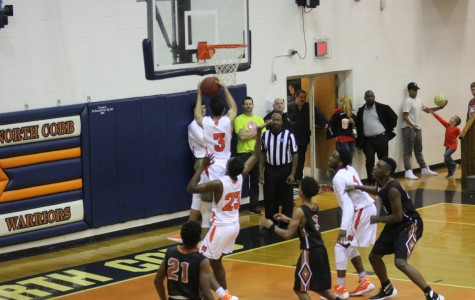 On Tuesday night, the Warriors played their first game of the season against the Kell Longhorns.