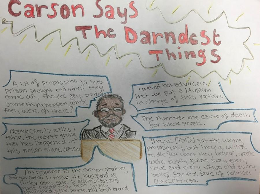 Carson+Says+the+Darndest+Things