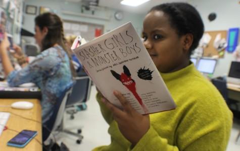 Slasher Girls & Monster Boys scare readers away