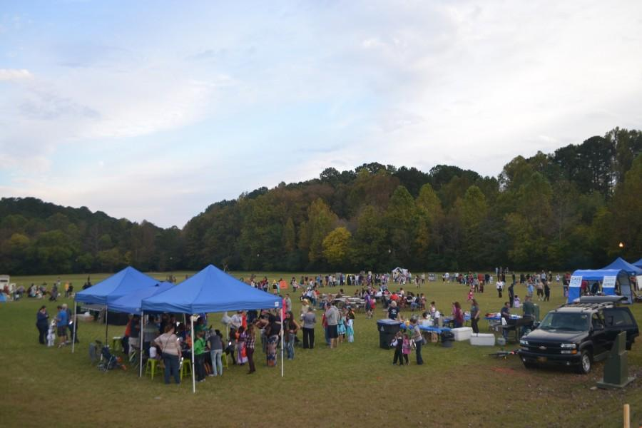 Logan Farm Park hosts Halloween Jamboree