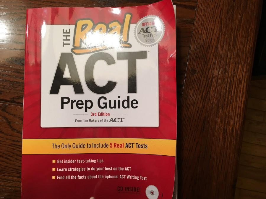 NC's ACT Prep class geared students for a five-week course to succeed on the ACT.