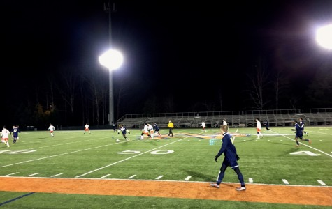 NC started their soccer season with a win against Douglas County. Excitement and tension filled the fans and team while watching the close game.