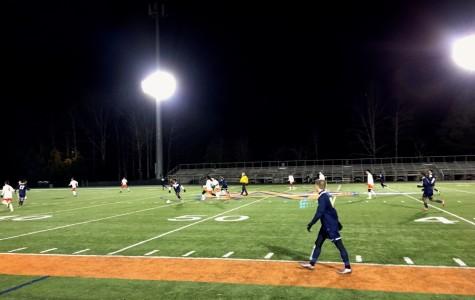 Soccer team kicks off season with win