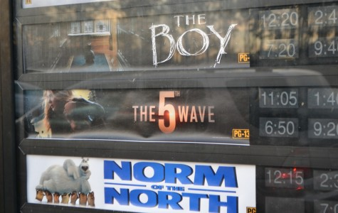 """New film The 5th Wave, starring Chloe Moretz, Matthew Zuk, and Gabriella Lopez, opens to less than mediocre reviews: """"I saw it only because had Chloe Moretz, I usually love everything she's in but it was so boring,"""" NC sophomore Brooke Phillips said. The film itself  was adapted from Rick Yancey's young-adult novel, the glossy if muddled The 5th Wave blends the alien-overlord airships of Independence Day with the natural-disaster effects of The Day After Tomorrow."""