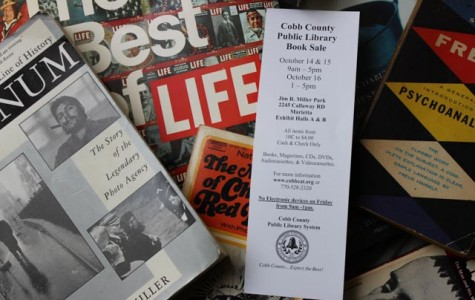 Cobb County Library hosts annual book fair (photo essay)