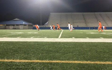 Despite early goal, Warriors lose to Indians