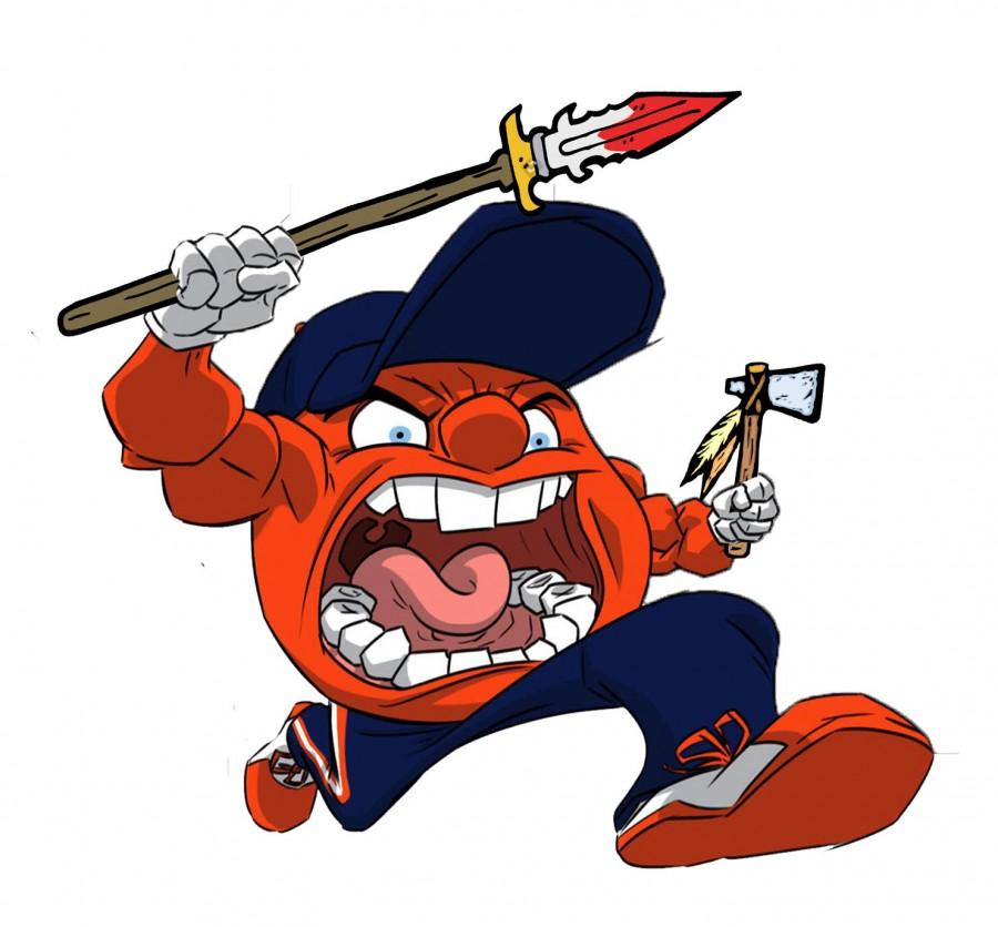 NC changes mascot from Warrior to an actual orange