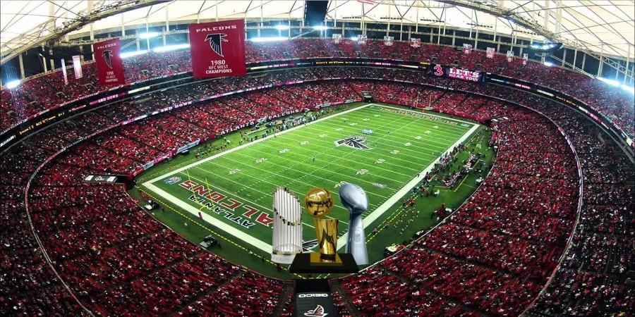 Atlanta, you beautiful champions!