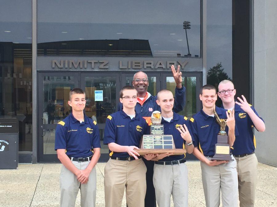 Njrotc Team Wins Third Consecutive Brain Brawl The Chant