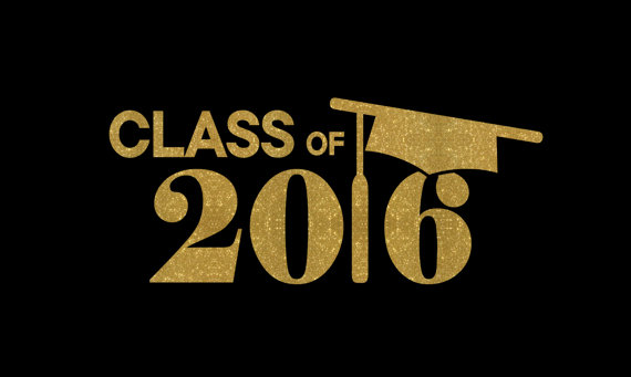 An open letter to the class of 2016