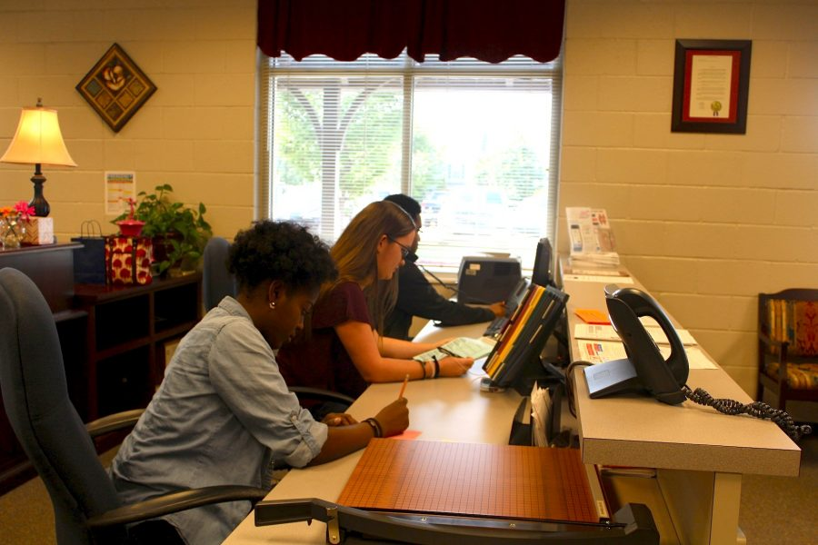 The mentors of NC assist in the front office. They must be focused and motivated to finish tasks and benefit administration.