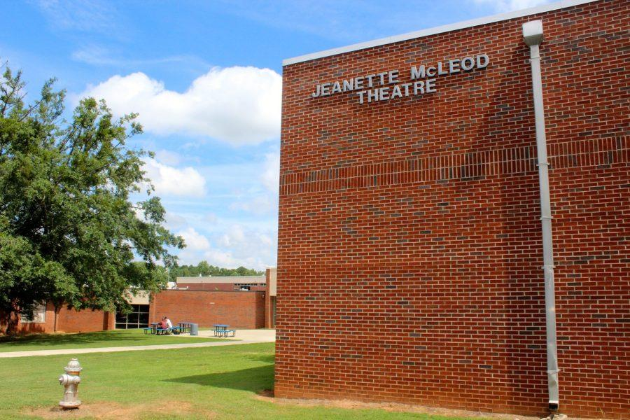 The current Jeanette McLeod theater at NC will soon rest in pieces. The county claims construction should begin in early November, and the old facility will be replaced with a completely new building and updated technology.