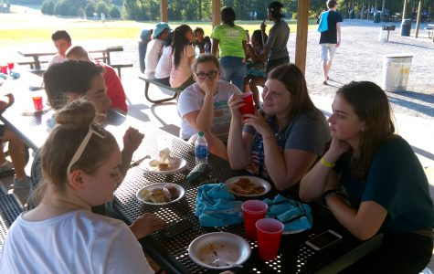 NHS celebrates unity and charity with gathering at Swift Cantrell