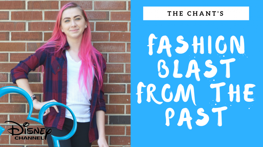 The Chant's fashion blast from the past