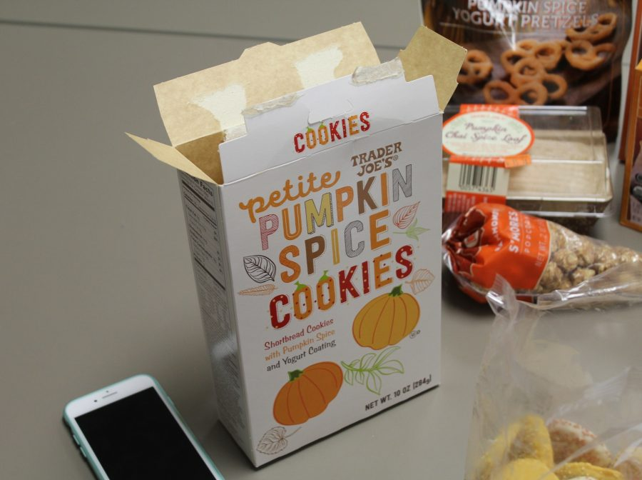 Trader Joe's Petite Pumpkin Spice Cookies perfectly embody fall with a sweet taste and adorable look.