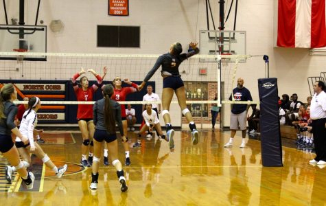 Varsity volleyball takes down Milton: On to Lassiter
