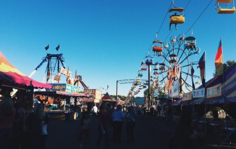 The North Georgia State Fair's doors opened on September 22 to provide Southern food, exciting rides, and small-town charm.