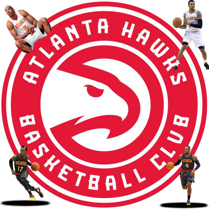 The new face of the Hawks includes big man Dwight Howard as well as Dennis Schroder at the starting position.