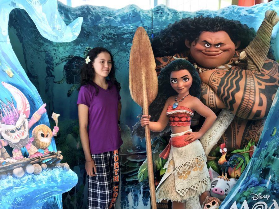 Sophomore+Hope+Kutsche+lets+Disney%27s+Moana+inspire+her+look.