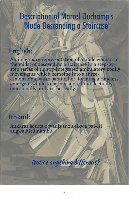 Ithkuil Duchamp infographic