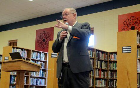 Local journalist Jim Galloway visits NC, discusses media and politics