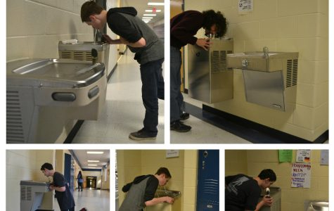 The official ranking NC's water fountains