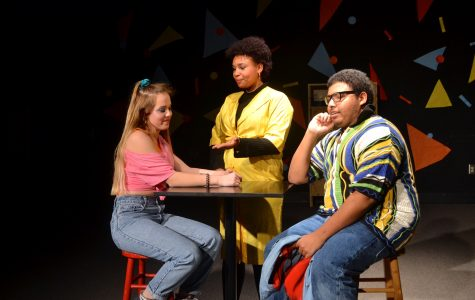 Back to the future: Standing Ovation draws laughs with black box show