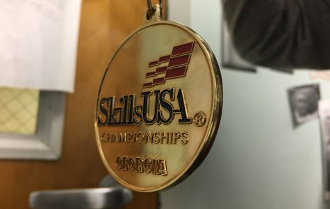 NC SkillsUSA chapter delivers at state competition, takes home many medals