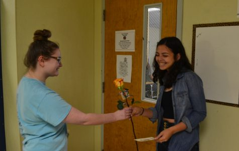 NHS hands out acceptances to juniors
