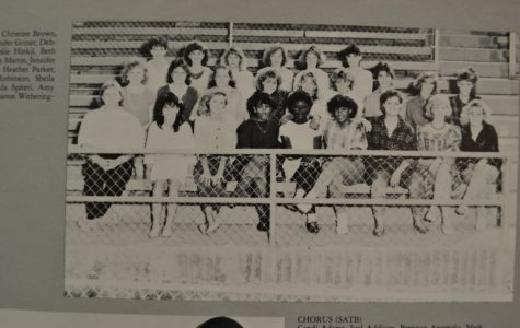 The 1987 yearbook features the NC men's and women's chorus. This year's graduation will feature a special performance from the women's chorus. Look forward to hearing The Star Spangled Banner among the many songs that they will sing.