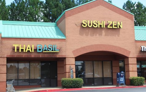The most bang for your buck: Thai Basil and Sushi Zen's $1 sushi deal