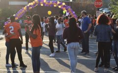 Annual Homecoming parade and block party unites community