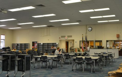 One for the books: Media Center renovation hopes to draw in students