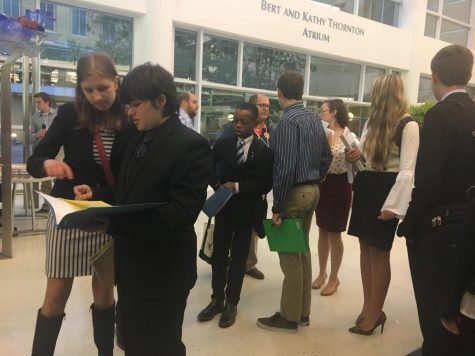 Model UN takes Georgia Tech