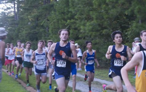 The 2017 cross country athletes worked together through this season, winning and losing races and beating personal records. The team showed off their exceedingly fast abilities while creating lasting memories.