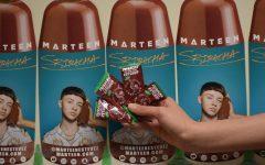 Marteen's single Sriracha comes in cold