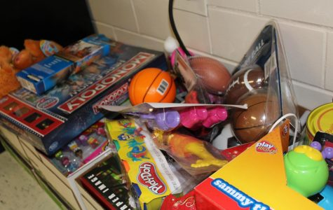 Interact begins holiday toy drive