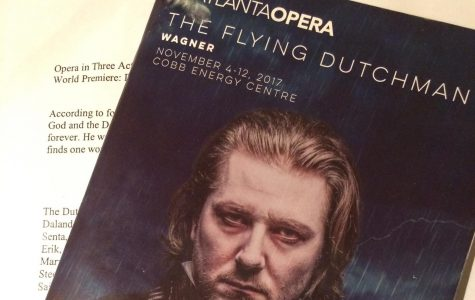 Atlanta Opera sails to success with The Flying Dutchman