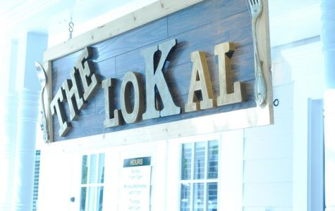 The Lokal's location in Legacy