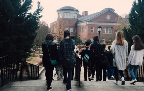 North Georgia Peach Tour excites prospective college students