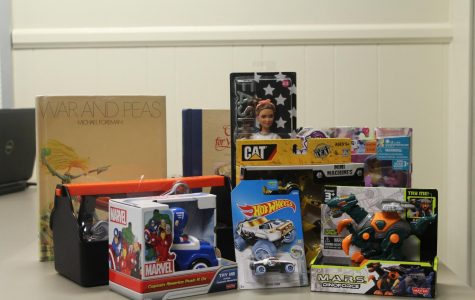 Heart to Heart collects toys for charity